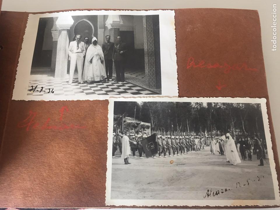 Fotografía antigua: Antiguo álbum fotográfico Marruecos , militar y familiar - Foto 5 - 221511602