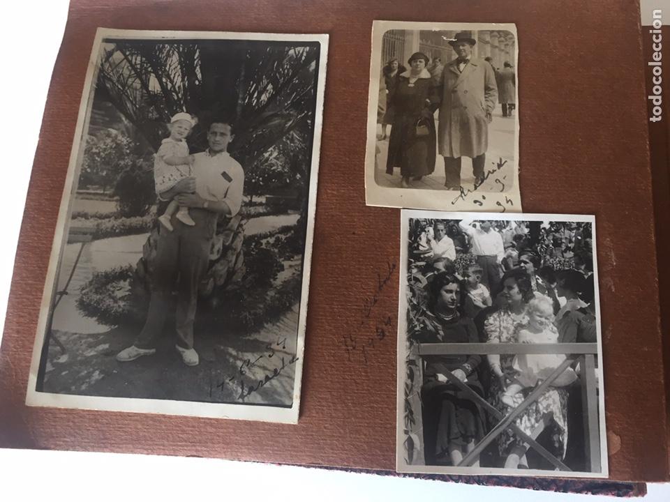 Fotografía antigua: Antiguo álbum fotográfico Marruecos , militar y familiar - Foto 6 - 221511602