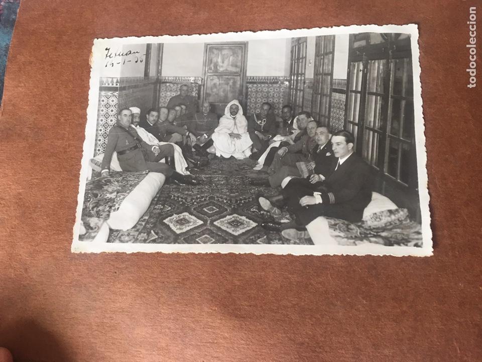 Fotografía antigua: Antiguo álbum fotográfico Marruecos , militar y familiar - Foto 7 - 221511602
