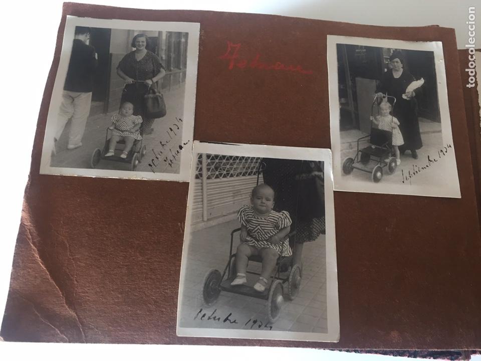 Fotografía antigua: Antiguo álbum fotográfico Marruecos , militar y familiar - Foto 8 - 221511602