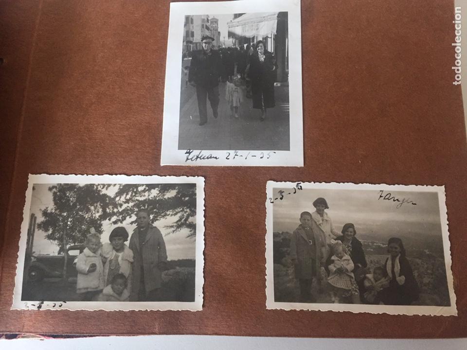 Fotografía antigua: Antiguo álbum fotográfico Marruecos , militar y familiar - Foto 9 - 221511602