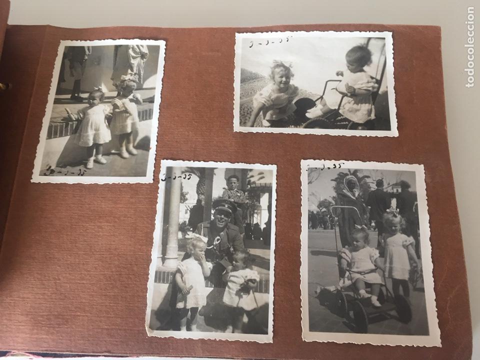 Fotografía antigua: Antiguo álbum fotográfico Marruecos , militar y familiar - Foto 10 - 221511602