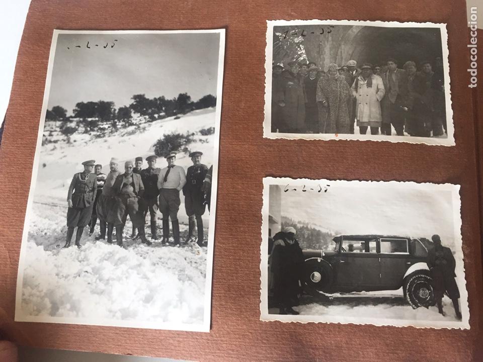 Fotografía antigua: Antiguo álbum fotográfico Marruecos , militar y familiar - Foto 11 - 221511602