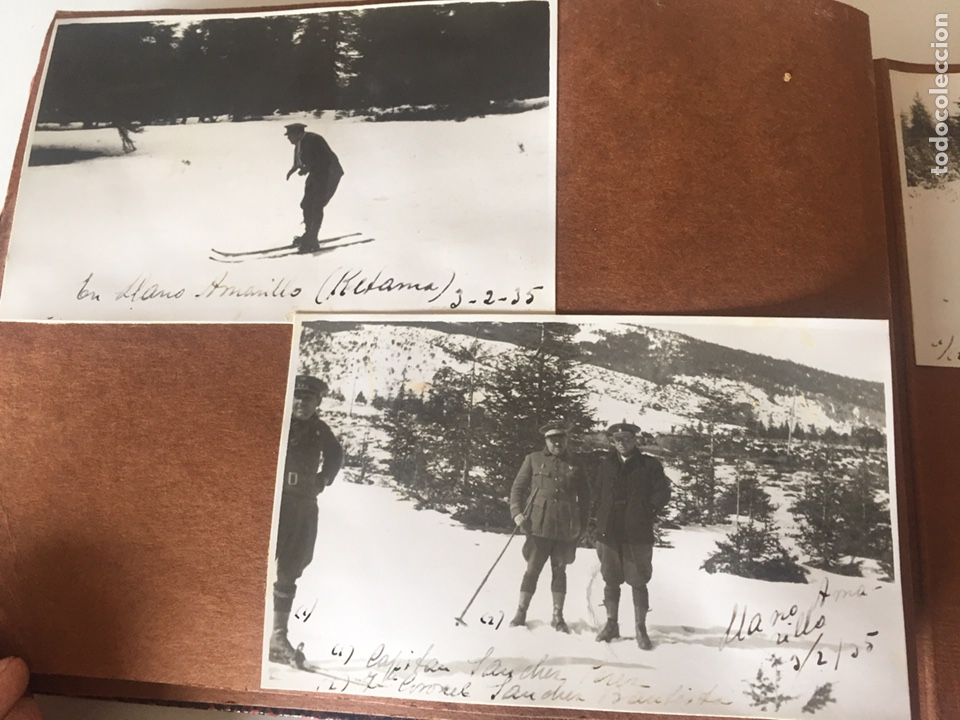 Fotografía antigua: Antiguo álbum fotográfico Marruecos , militar y familiar - Foto 12 - 221511602