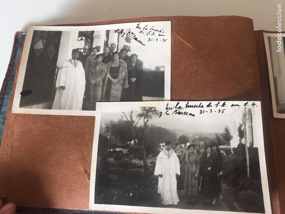 Fotografía antigua: Antiguo álbum fotográfico Marruecos , militar y familiar - Foto 13 - 221511602