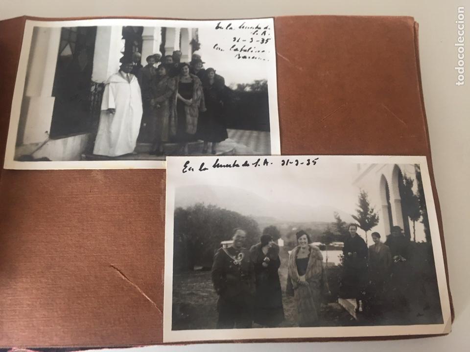 Fotografía antigua: Antiguo álbum fotográfico Marruecos , militar y familiar - Foto 15 - 221511602