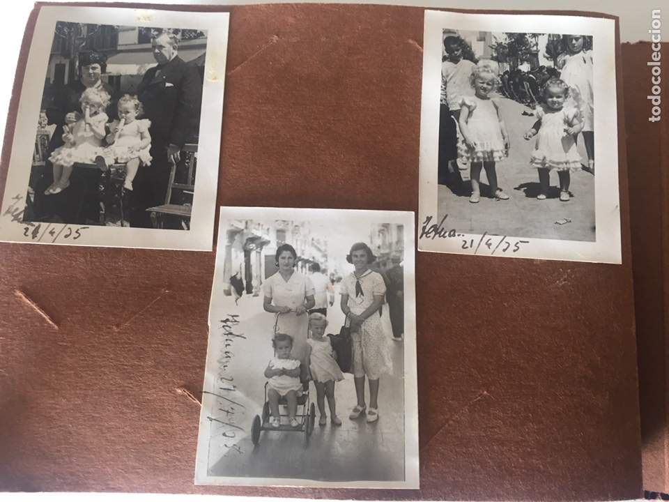 Fotografía antigua: Antiguo álbum fotográfico Marruecos , militar y familiar - Foto 16 - 221511602