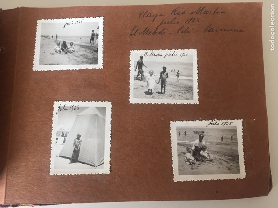 Fotografía antigua: Antiguo álbum fotográfico Marruecos , militar y familiar - Foto 21 - 221511602