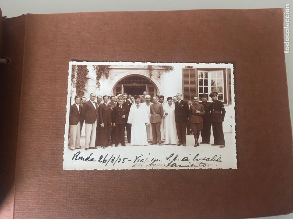 Fotografía antigua: Antiguo álbum fotográfico Marruecos , militar y familiar - Foto 22 - 221511602