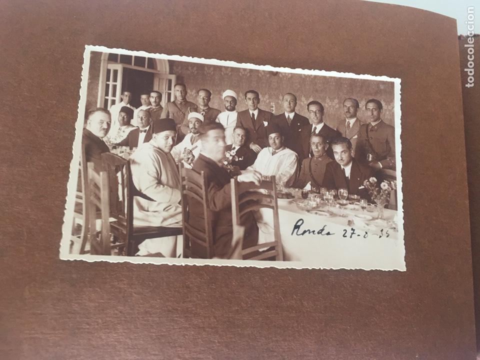 Fotografía antigua: Antiguo álbum fotográfico Marruecos , militar y familiar - Foto 24 - 221511602