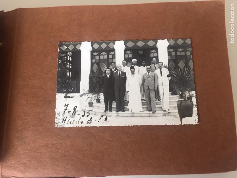 Fotografía antigua: Antiguo álbum fotográfico Marruecos , militar y familiar - Foto 25 - 221511602