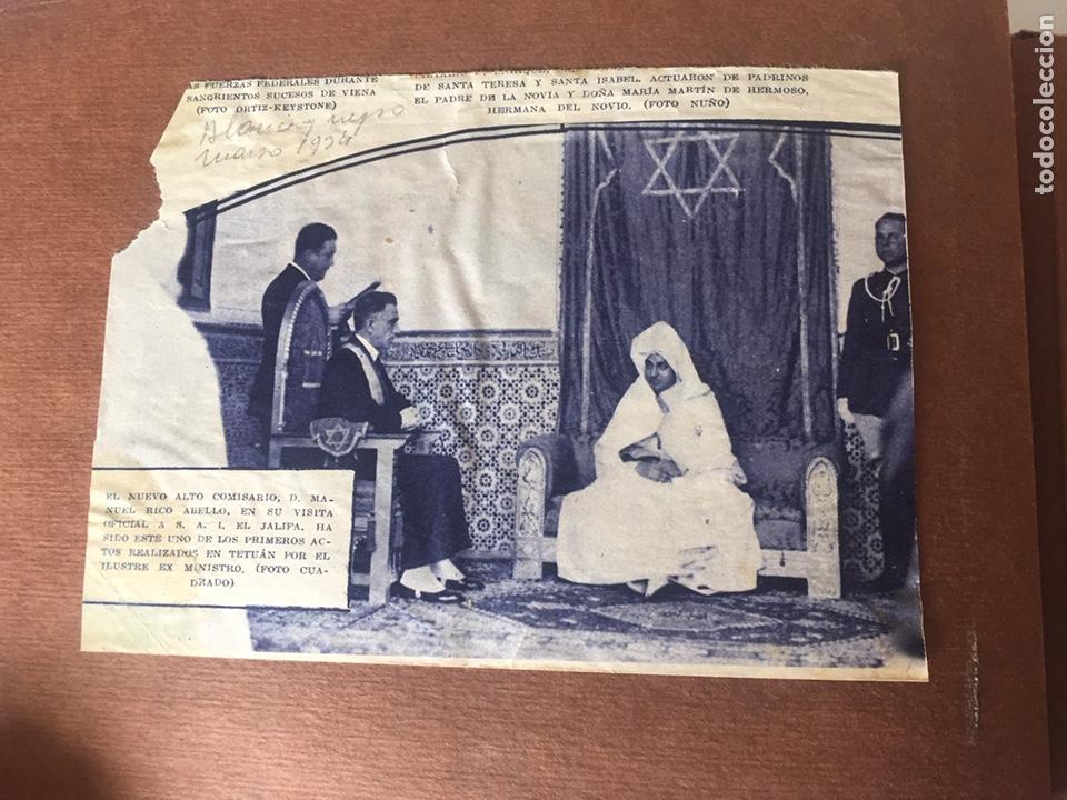 Fotografía antigua: Antiguo álbum fotográfico Marruecos , militar y familiar - Foto 26 - 221511602