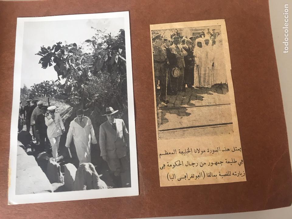 Fotografía antigua: Antiguo álbum fotográfico Marruecos , militar y familiar - Foto 27 - 221511602
