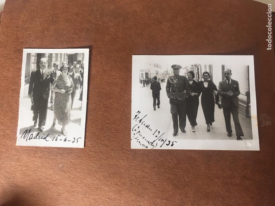 Fotografía antigua: Antiguo álbum fotográfico Marruecos , militar y familiar - Foto 30 - 221511602