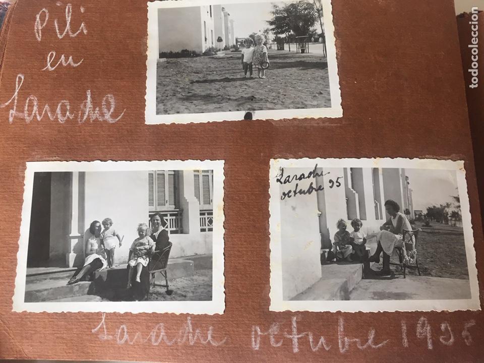 Fotografía antigua: Antiguo álbum fotográfico Marruecos , militar y familiar - Foto 31 - 221511602