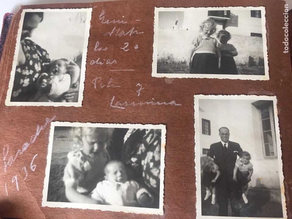 Fotografía antigua: Antiguo álbum fotográfico Marruecos , militar y familiar - Foto 34 - 221511602