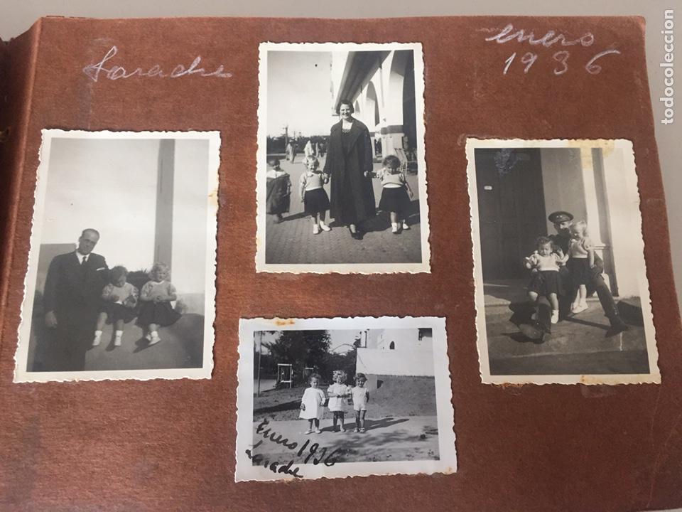 Fotografía antigua: Antiguo álbum fotográfico Marruecos , militar y familiar - Foto 35 - 221511602