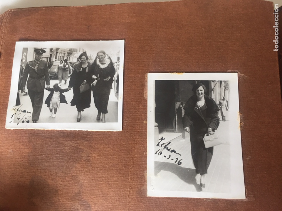 Fotografía antigua: Antiguo álbum fotográfico Marruecos , militar y familiar - Foto 41 - 221511602