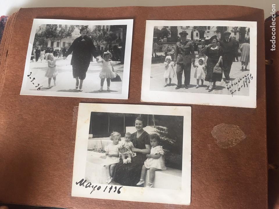 Fotografía antigua: Antiguo álbum fotográfico Marruecos , militar y familiar - Foto 42 - 221511602