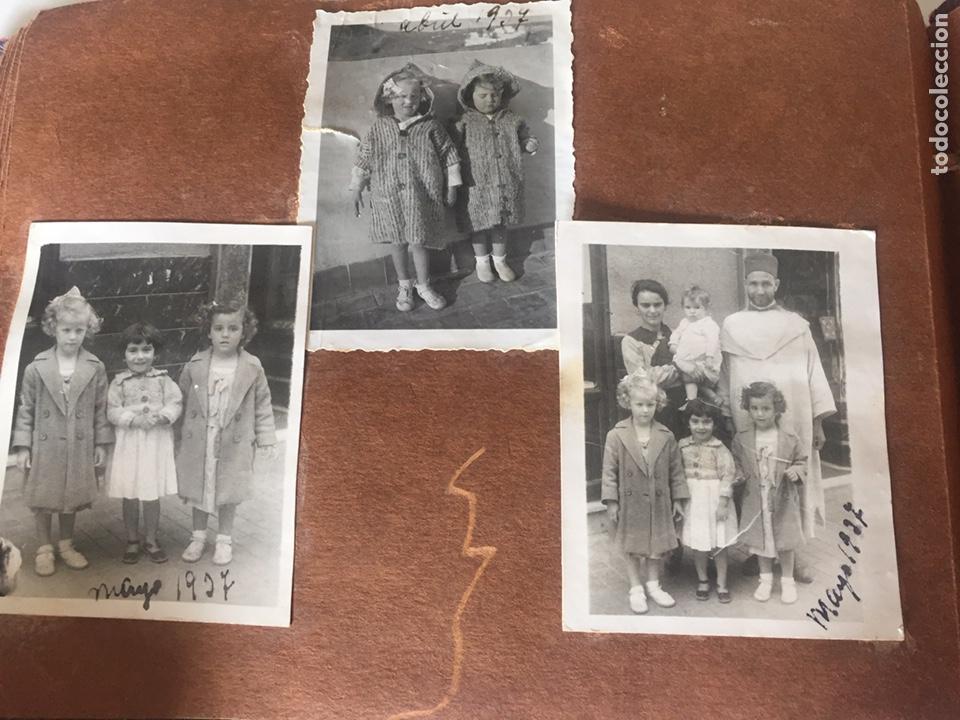 Fotografía antigua: Antiguo álbum fotográfico Marruecos , militar y familiar - Foto 47 - 221511602
