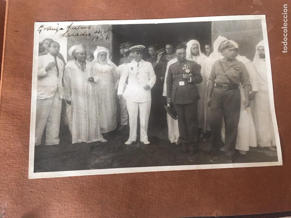 Fotografía antigua: Antiguo álbum fotográfico Marruecos , militar y familiar - Foto 50 - 221511602