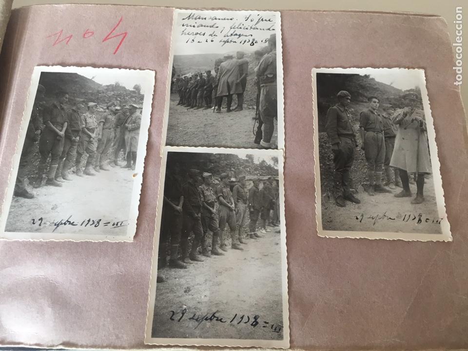 Fotografía antigua: Álbum fotográfico antiguo militar Rey de Marruecos ver fotos - Foto 2 - 221511950