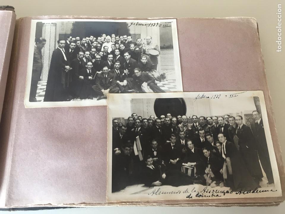 Fotografía antigua: Álbum fotográfico antiguo militar Rey de Marruecos ver fotos - Foto 8 - 221511950