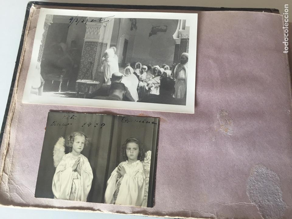 Fotografía antigua: Álbum fotográfico antiguo militar Rey de Marruecos ver fotos - Foto 11 - 221511950