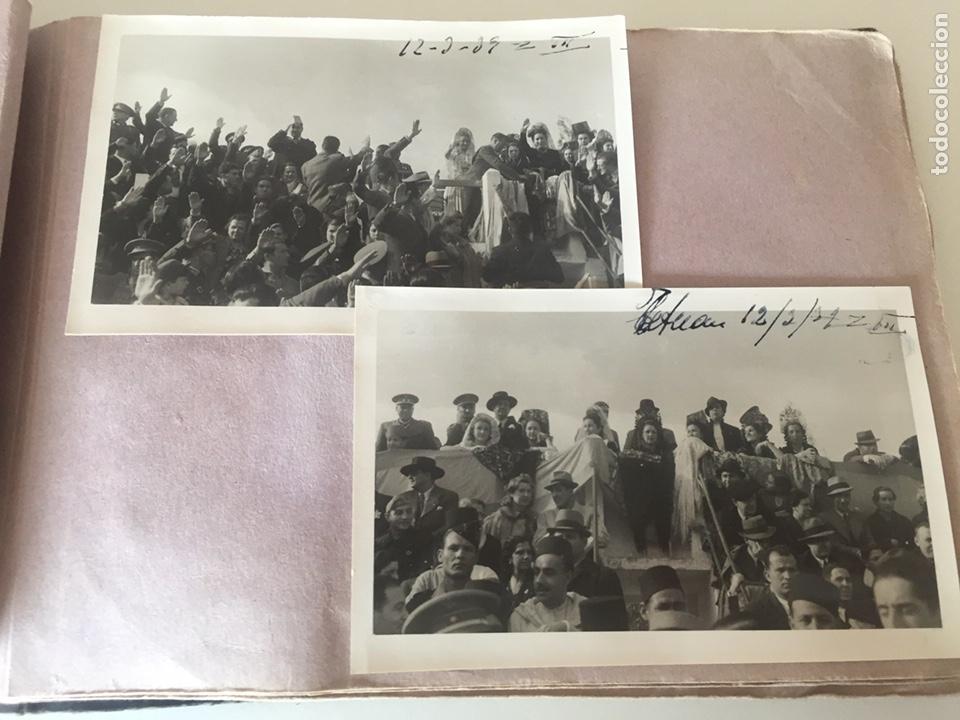 Fotografía antigua: Álbum fotográfico antiguo militar Rey de Marruecos ver fotos - Foto 14 - 221511950