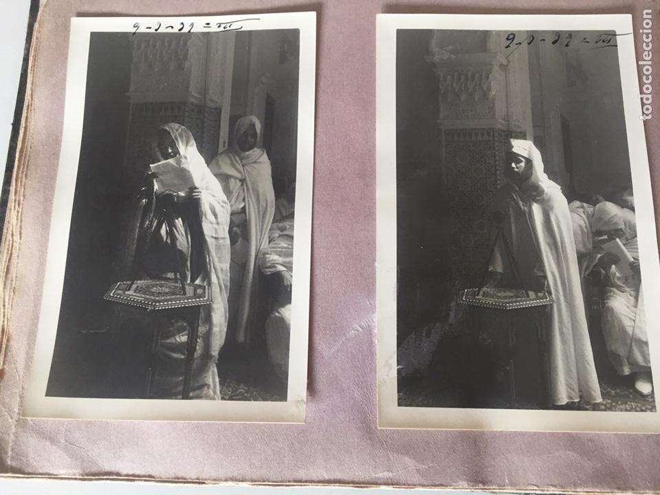Fotografía antigua: Álbum fotográfico antiguo militar Rey de Marruecos ver fotos - Foto 15 - 221511950