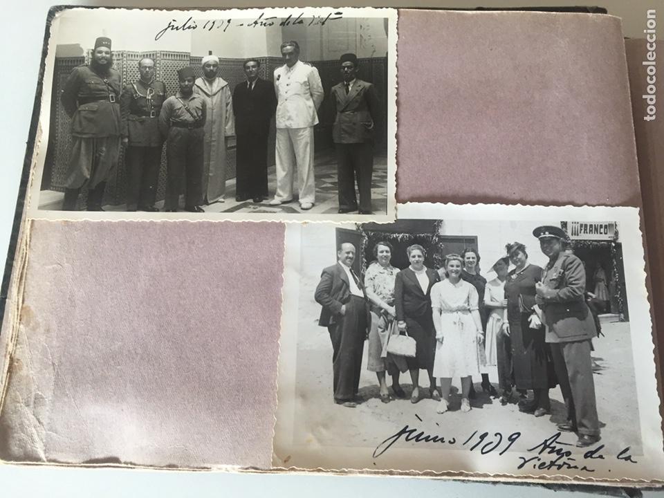 Fotografía antigua: Álbum fotográfico antiguo militar Rey de Marruecos ver fotos - Foto 17 - 221511950