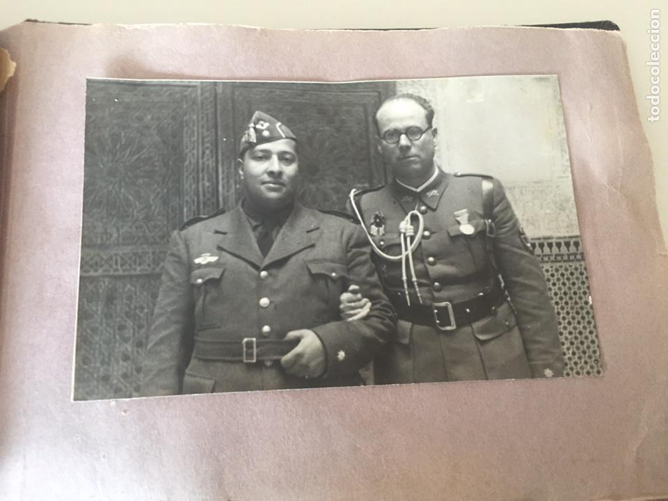 Fotografía antigua: Álbum fotográfico antiguo militar Rey de Marruecos ver fotos - Foto 19 - 221511950