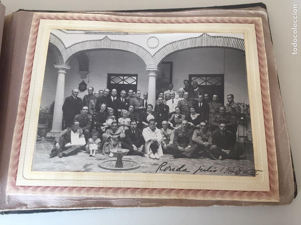 Fotografía antigua: Álbum fotográfico antiguo militar Rey de Marruecos ver fotos - Foto 20 - 221511950