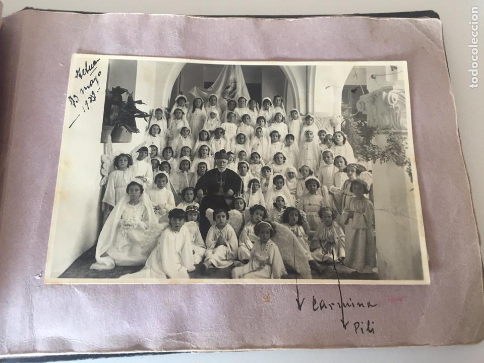 Fotografía antigua: Álbum fotográfico antiguo militar Rey de Marruecos ver fotos - Foto 22 - 221511950