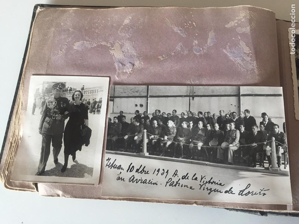 Fotografía antigua: Álbum fotográfico antiguo militar Rey de Marruecos ver fotos - Foto 24 - 221511950