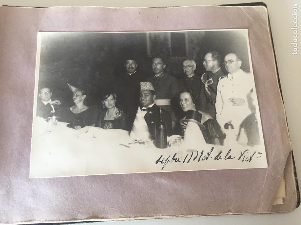 Fotografía antigua: Álbum fotográfico antiguo militar Rey de Marruecos ver fotos - Foto 25 - 221511950