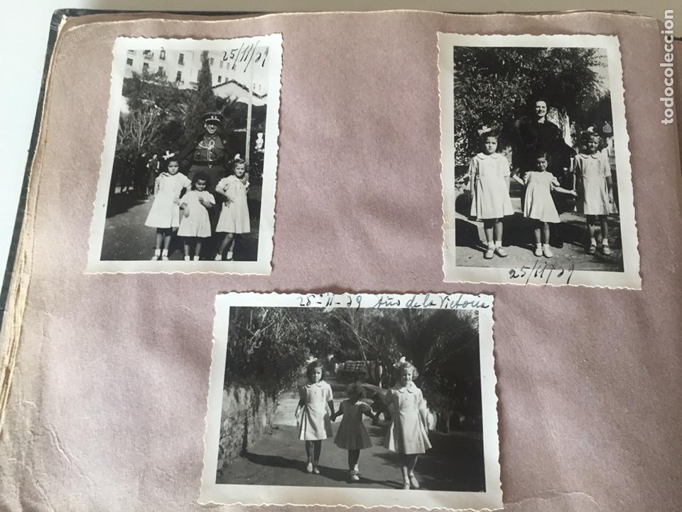 Fotografía antigua: Álbum fotográfico antiguo militar Rey de Marruecos ver fotos - Foto 27 - 221511950