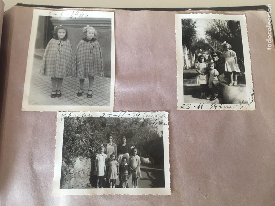 Fotografía antigua: Álbum fotográfico antiguo militar Rey de Marruecos ver fotos - Foto 28 - 221511950