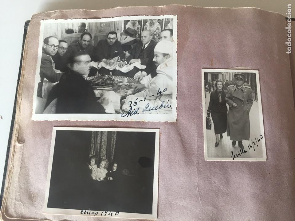 Fotografía antigua: Álbum fotográfico antiguo militar Rey de Marruecos ver fotos - Foto 30 - 221511950