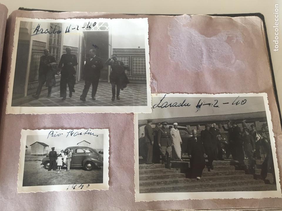 Fotografía antigua: Álbum fotográfico antiguo militar Rey de Marruecos ver fotos - Foto 31 - 221511950