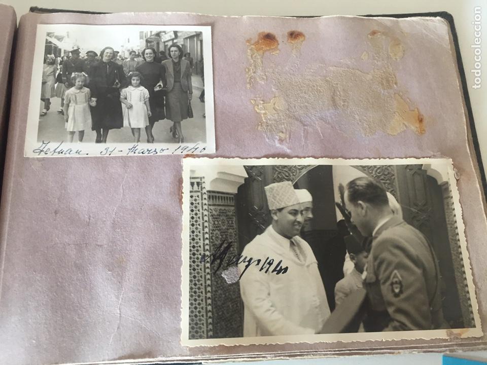 Fotografía antigua: Álbum fotográfico antiguo militar Rey de Marruecos ver fotos - Foto 32 - 221511950