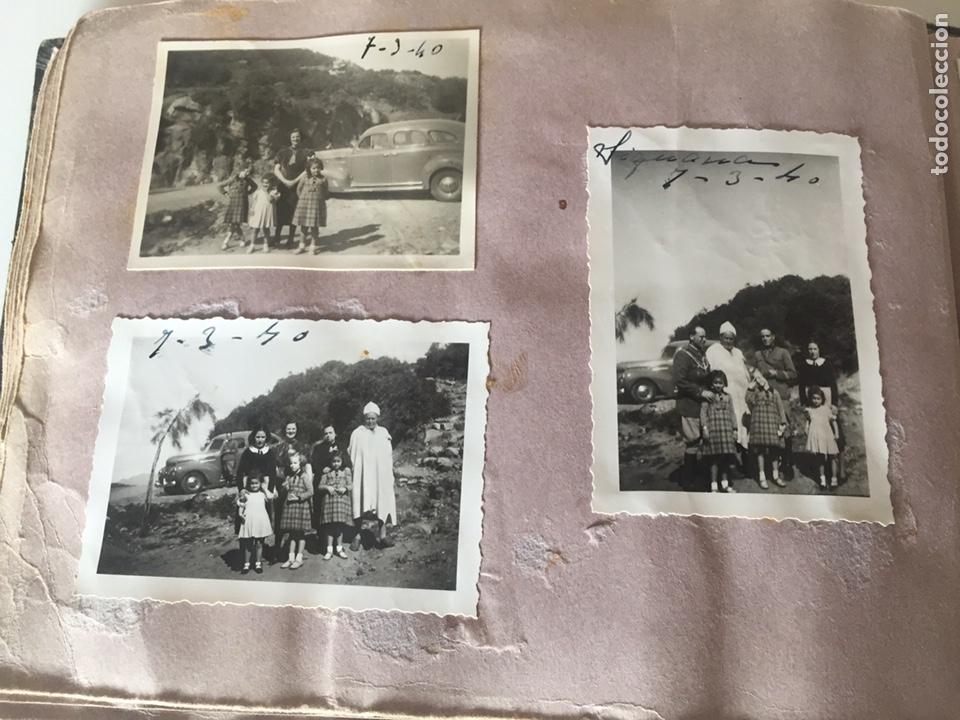 Fotografía antigua: Álbum fotográfico antiguo militar Rey de Marruecos ver fotos - Foto 33 - 221511950