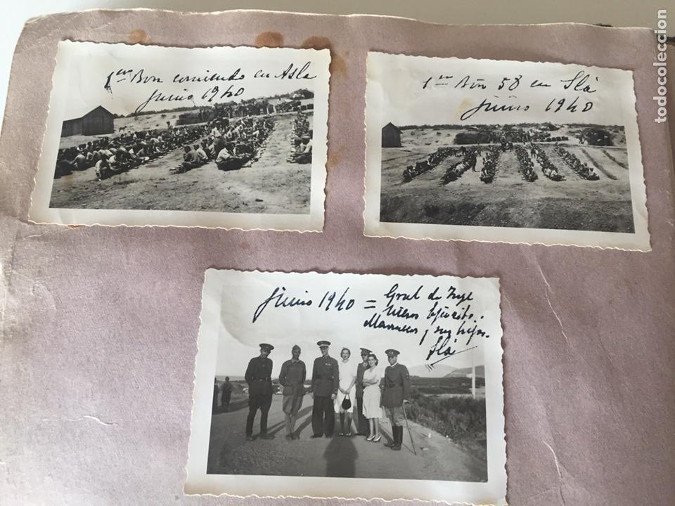 Fotografía antigua: Álbum fotográfico antiguo militar Rey de Marruecos ver fotos - Foto 35 - 221511950