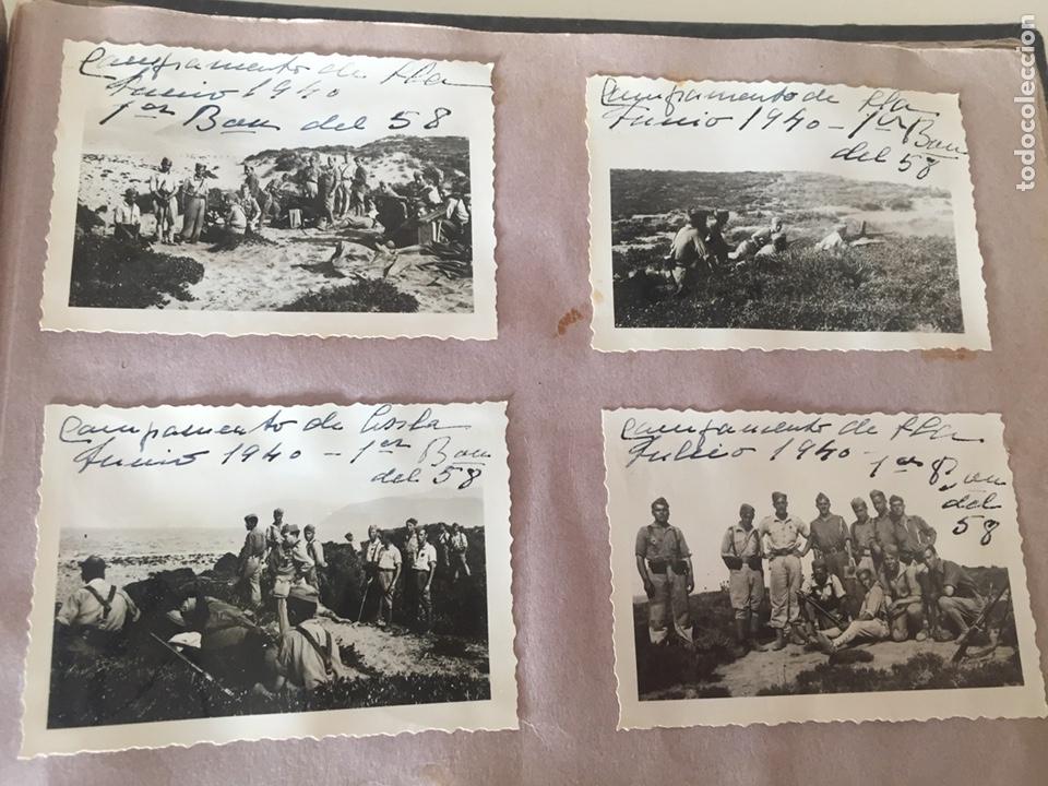 Fotografía antigua: Álbum fotográfico antiguo militar Rey de Marruecos ver fotos - Foto 36 - 221511950