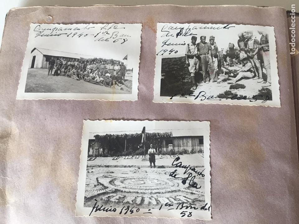 Fotografía antigua: Álbum fotográfico antiguo militar Rey de Marruecos ver fotos - Foto 37 - 221511950