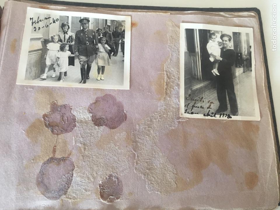 Fotografía antigua: Álbum fotográfico antiguo militar Rey de Marruecos ver fotos - Foto 38 - 221511950
