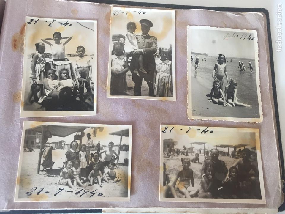 Fotografía antigua: Álbum fotográfico antiguo militar Rey de Marruecos ver fotos - Foto 39 - 221511950