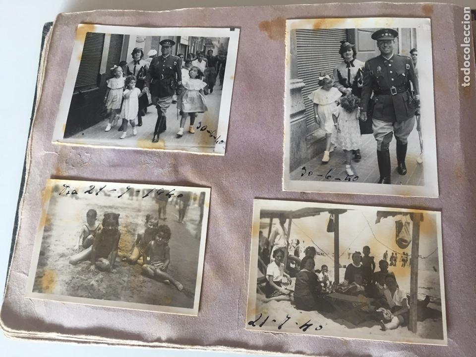 Fotografía antigua: Álbum fotográfico antiguo militar Rey de Marruecos ver fotos - Foto 40 - 221511950