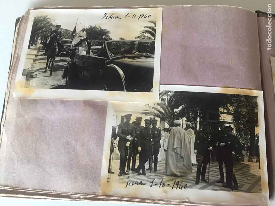 Fotografía antigua: Álbum fotográfico antiguo militar Rey de Marruecos ver fotos - Foto 43 - 221511950