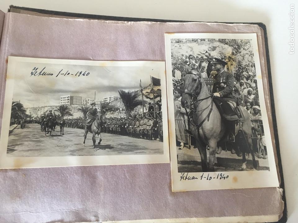 Fotografía antigua: Álbum fotográfico antiguo militar Rey de Marruecos ver fotos - Foto 44 - 221511950
